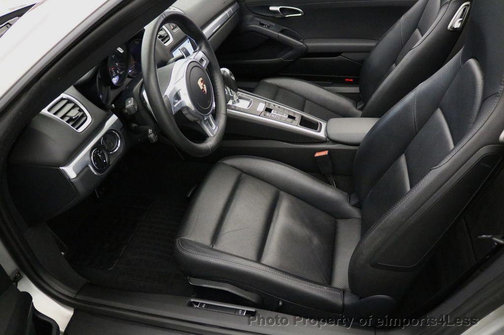 2013 Porsche Boxster CERTIFIED BOXSTER PDK NAVIGATION - 17425256 - 20