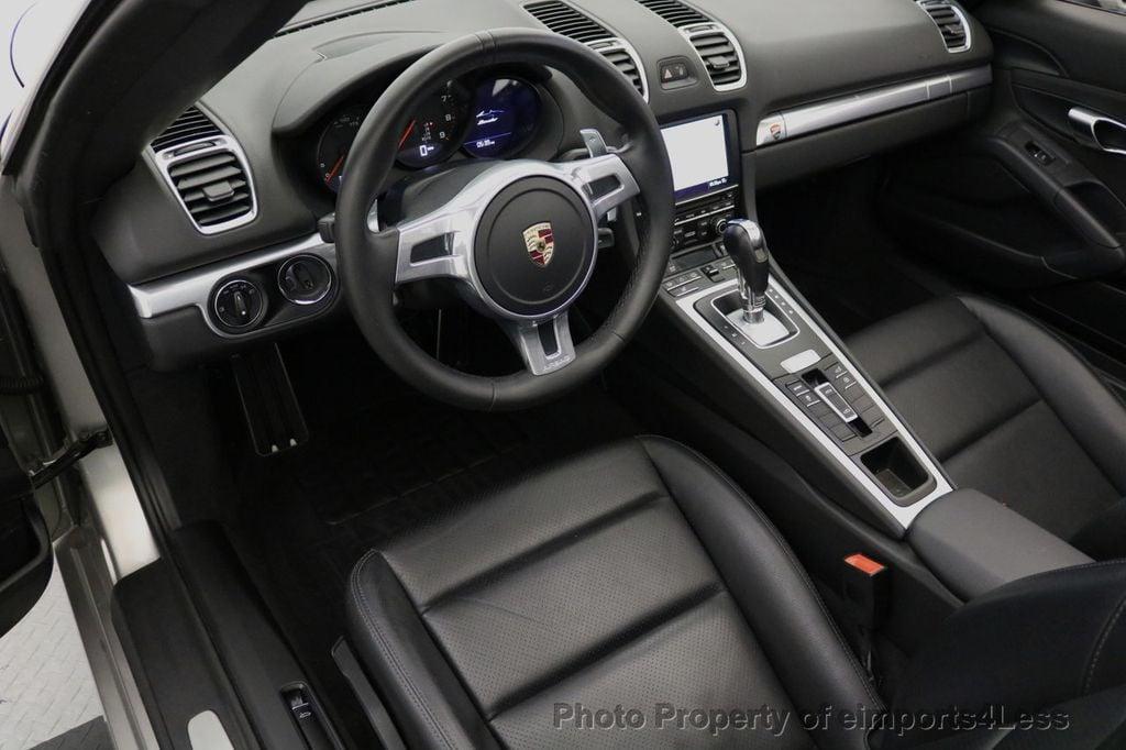 2013 Porsche Boxster CERTIFIED BOXSTER PDK NAVIGATION - 17425256 - 33