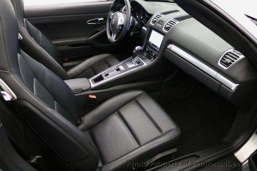 2013 Porsche Boxster CERTIFIED BOXSTER PDK NAVIGATION - 17425256 - 34