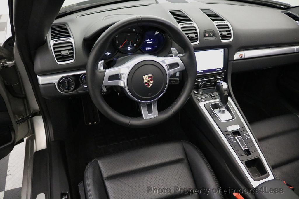 2013 Porsche Boxster CERTIFIED BOXSTER PDK NAVIGATION - 17425256 - 6