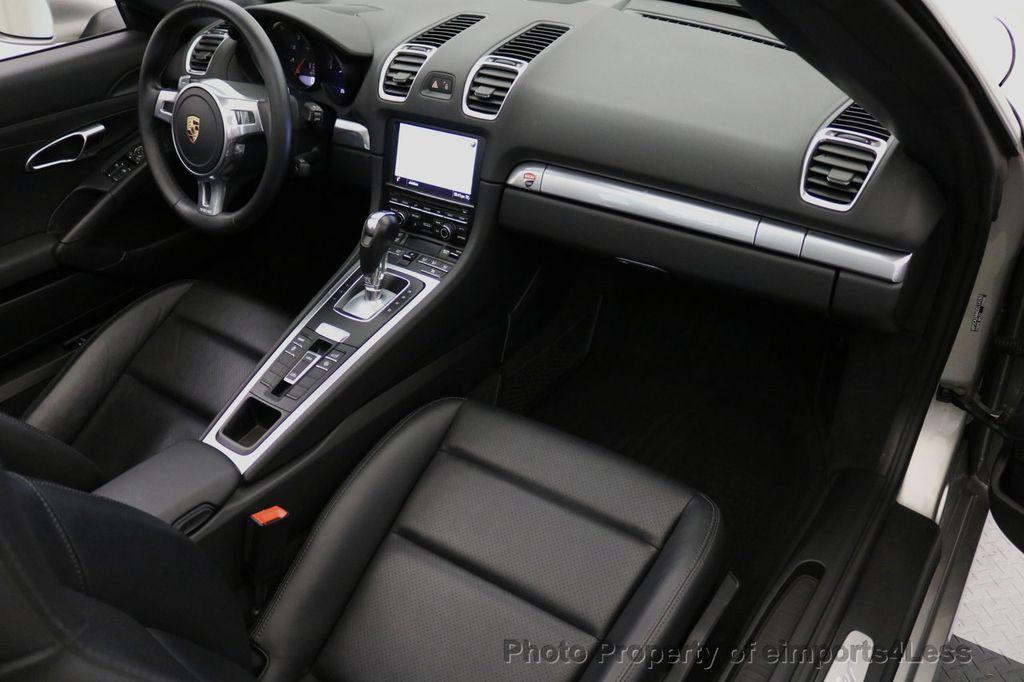 2013 Porsche Boxster CERTIFIED BOXSTER PDK NAVIGATION - 17425256 - 7