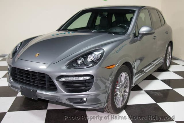 2013 Used Porsche Cayenne Awd 4dr Gts At Haims Motors Serving Fort