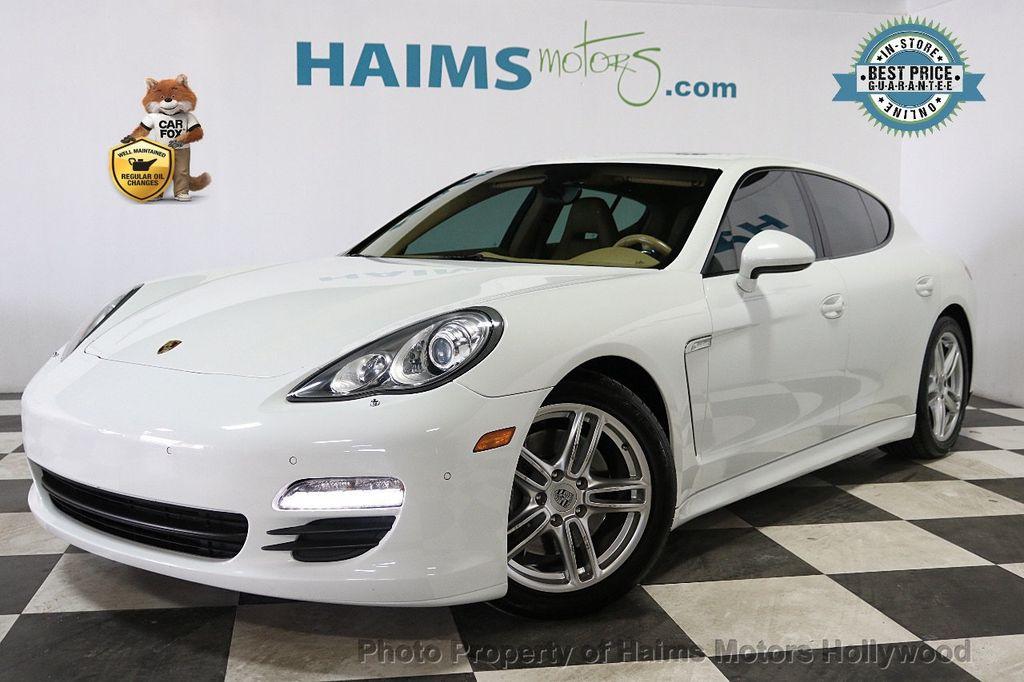 2013 Porsche Panamera 4dr Hatchback - 18571009 - 0