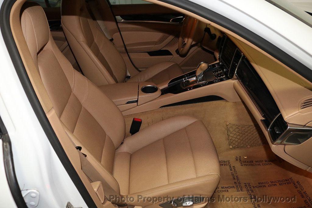 2013 Porsche Panamera 4dr Hatchback - 18571009 - 14