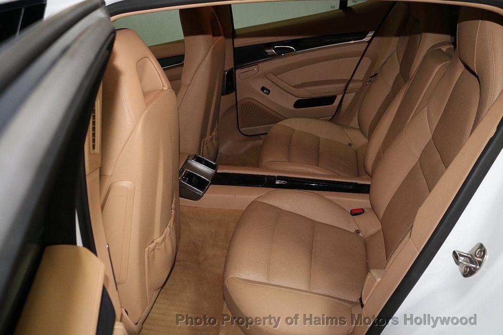 2013 Porsche Panamera 4dr Hatchback - 18571009 - 16