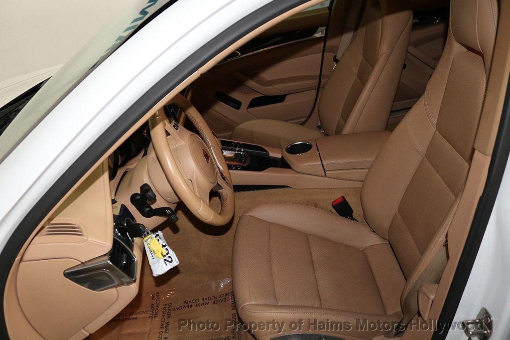 2013 Porsche Panamera 4dr Hatchback - 18571009 - 17