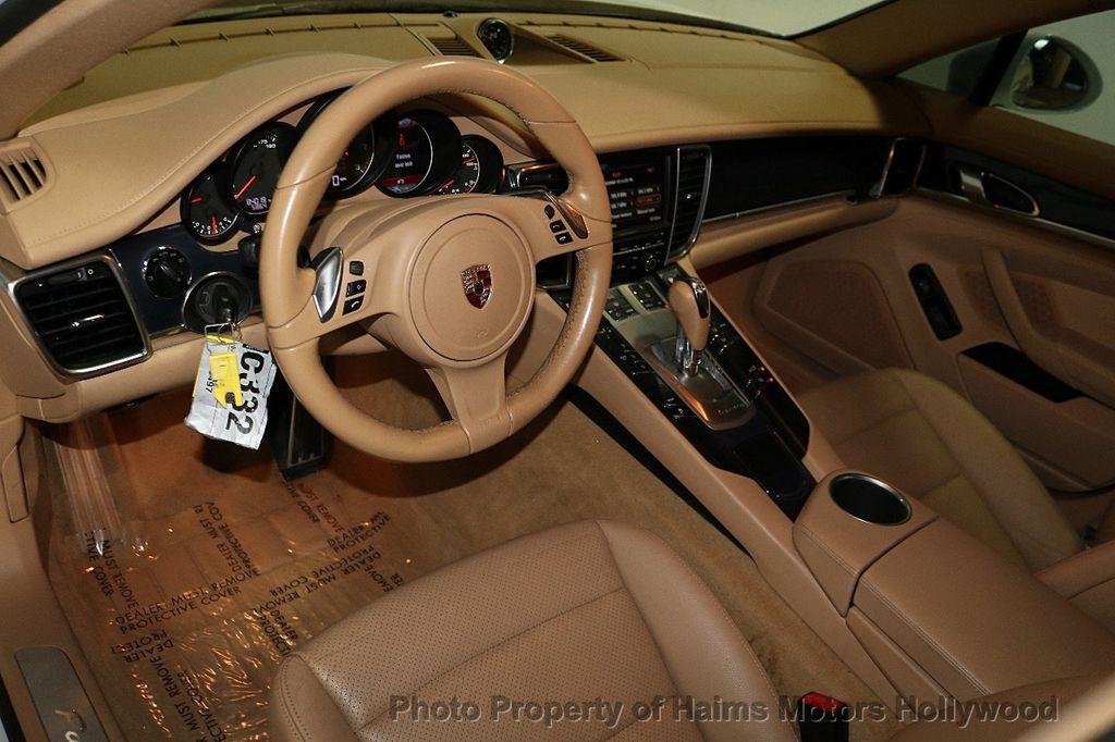 2013 Porsche Panamera 4dr Hatchback - 18571009 - 18