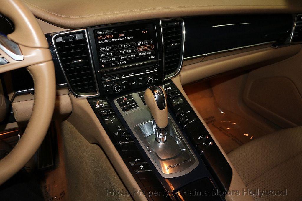 2013 Porsche Panamera 4dr Hatchback - 18571009 - 20