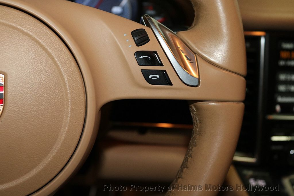2013 Porsche Panamera 4dr Hatchback - 18571009 - 26