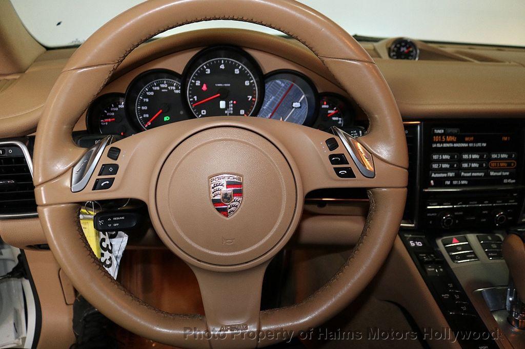 2013 Porsche Panamera 4dr Hatchback - 18571009 - 28