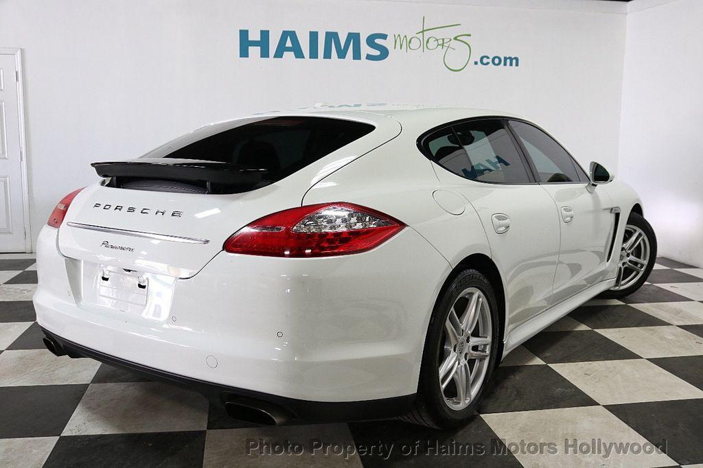 2013 Porsche Panamera 4dr Hatchback - 18571009 - 6
