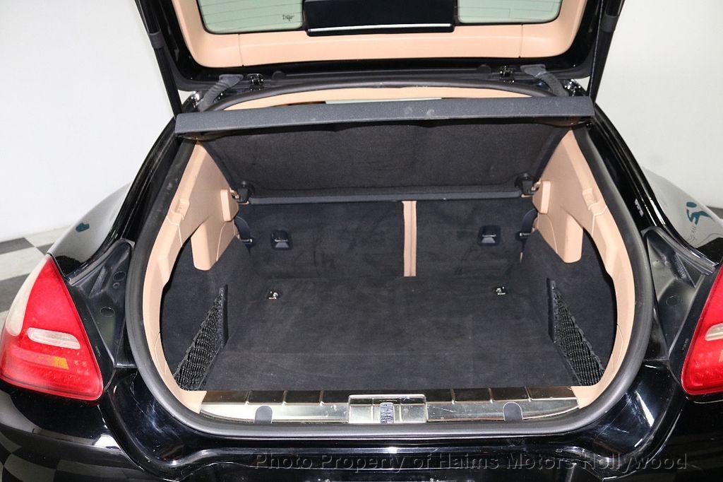 2013 Porsche Panamera 4dr Hatchback 4 Platinum Edition - 18178988 - 9