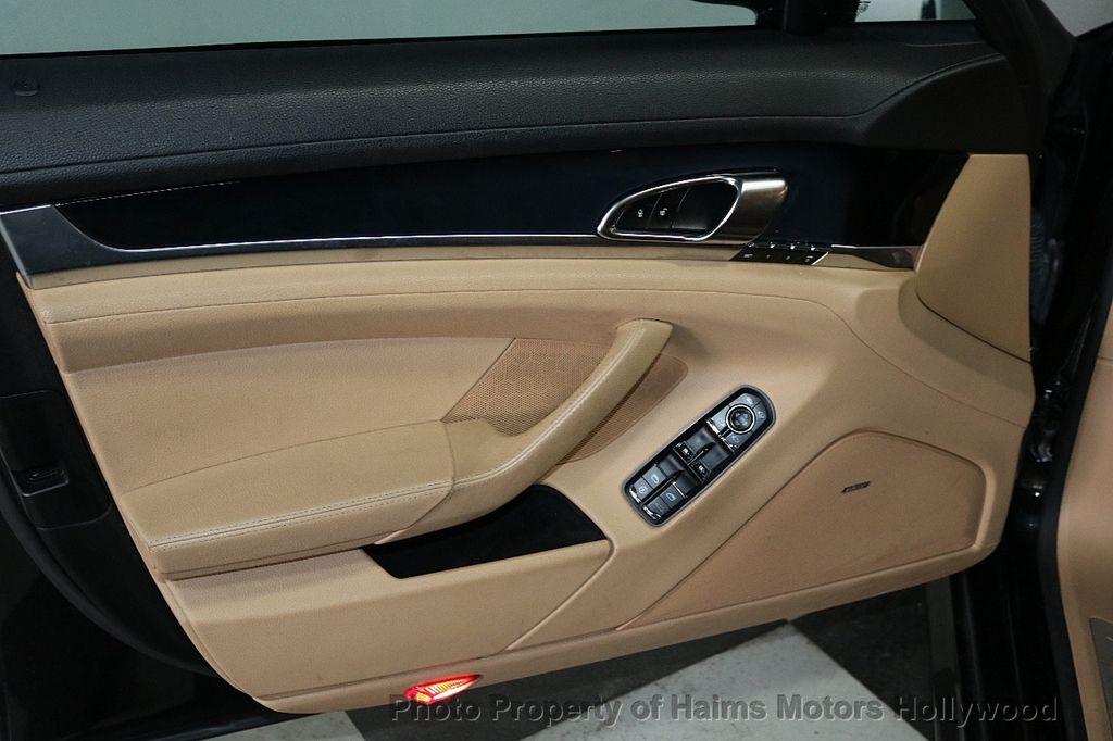 2013 Porsche Panamera 4dr Hatchback 4 Platinum Edition - 18178988 - 11