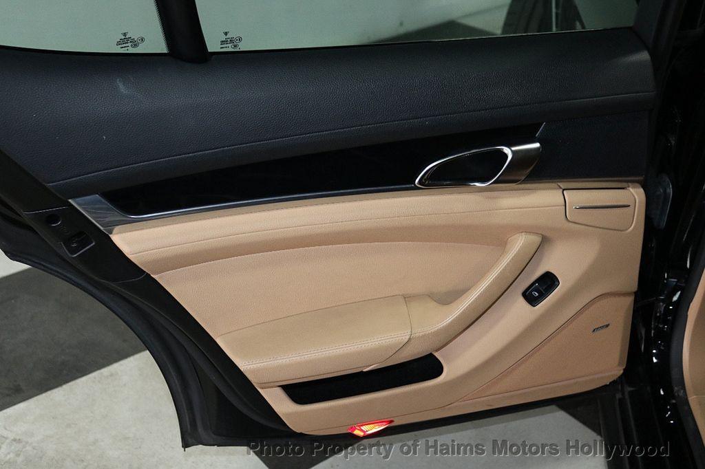2013 Porsche Panamera 4dr Hatchback 4 Platinum Edition - 18178988 - 12