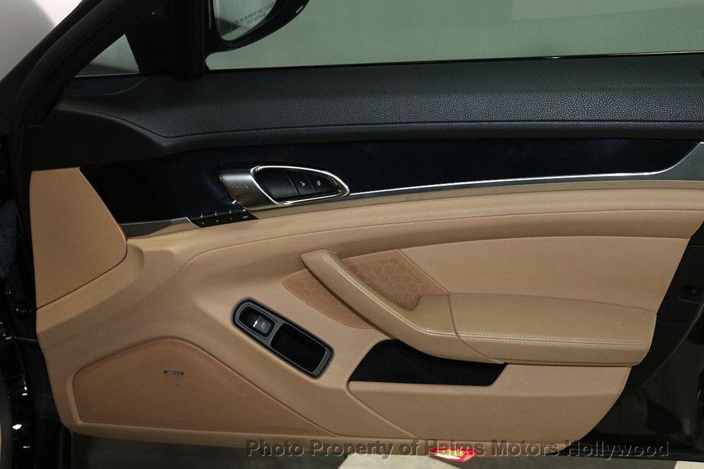 2013 Porsche Panamera 4dr Hatchback 4 Platinum Edition - 18178988 - 14