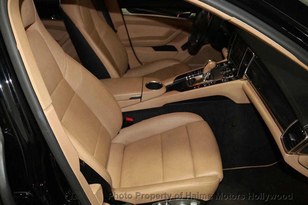 2013 Porsche Panamera 4dr Hatchback 4 Platinum Edition - 18178988 - 15