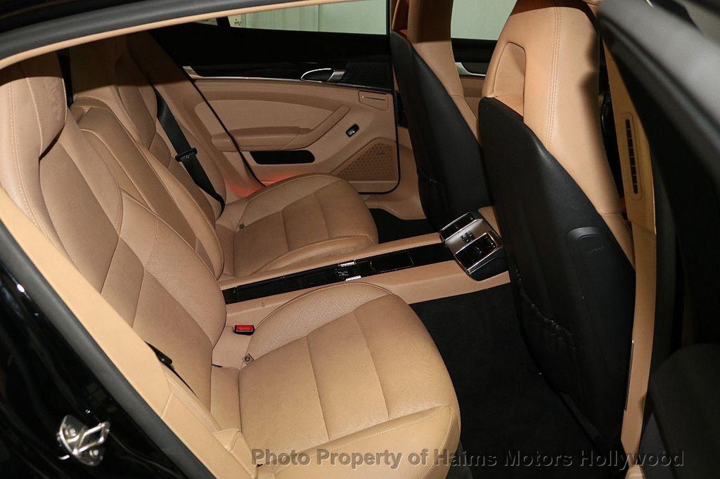 2013 Porsche Panamera 4dr Hatchback 4 Platinum Edition - 18178988 - 16