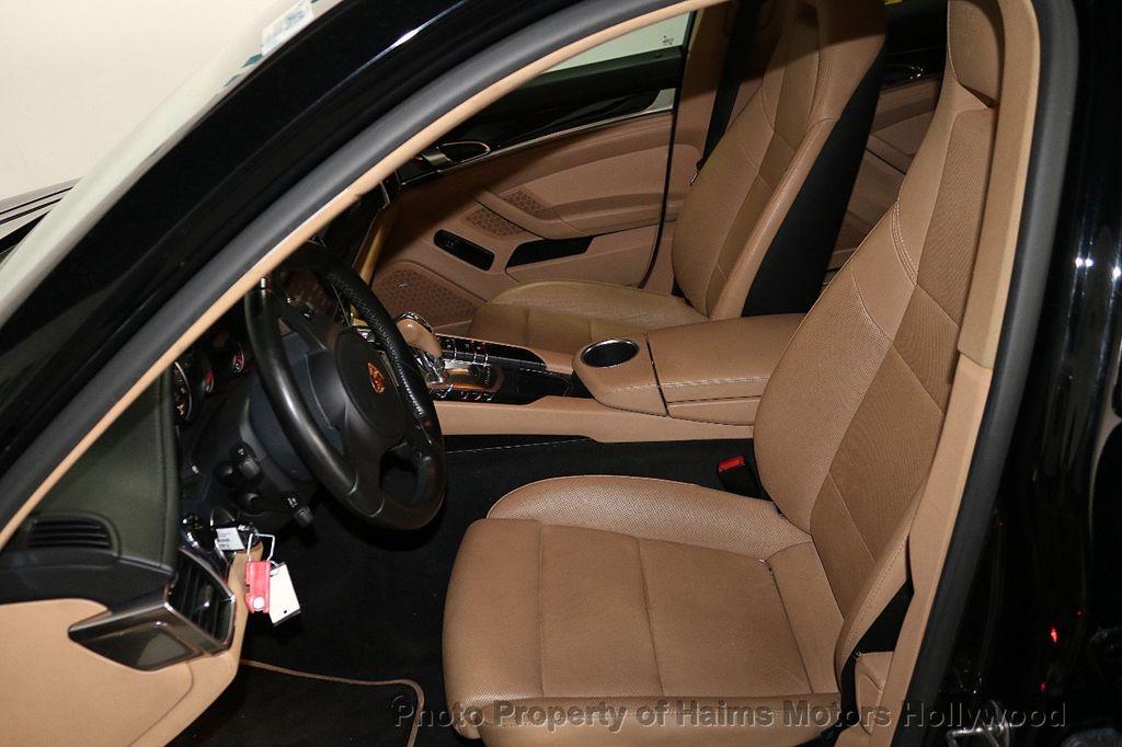 2013 Porsche Panamera 4dr Hatchback 4 Platinum Edition - 18178988 - 18