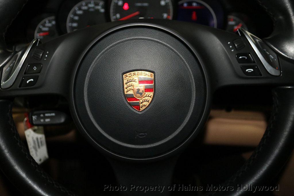 2013 Porsche Panamera 4dr Hatchback 4 Platinum Edition - 18178988 - 27