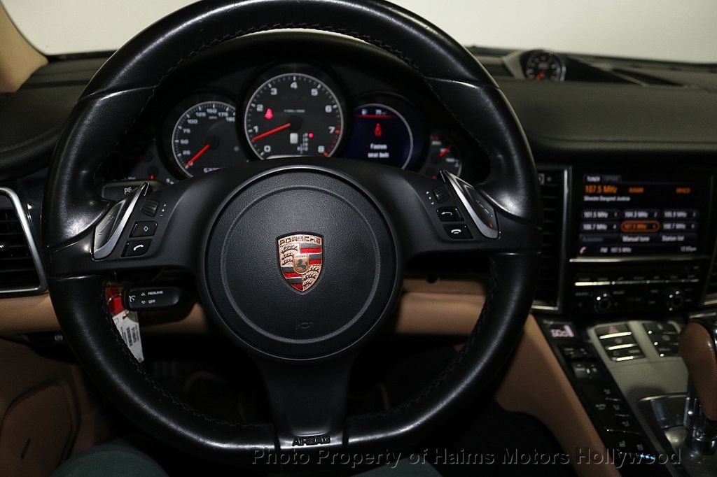 2013 Porsche Panamera 4dr Hatchback 4 Platinum Edition - 18178988 - 28