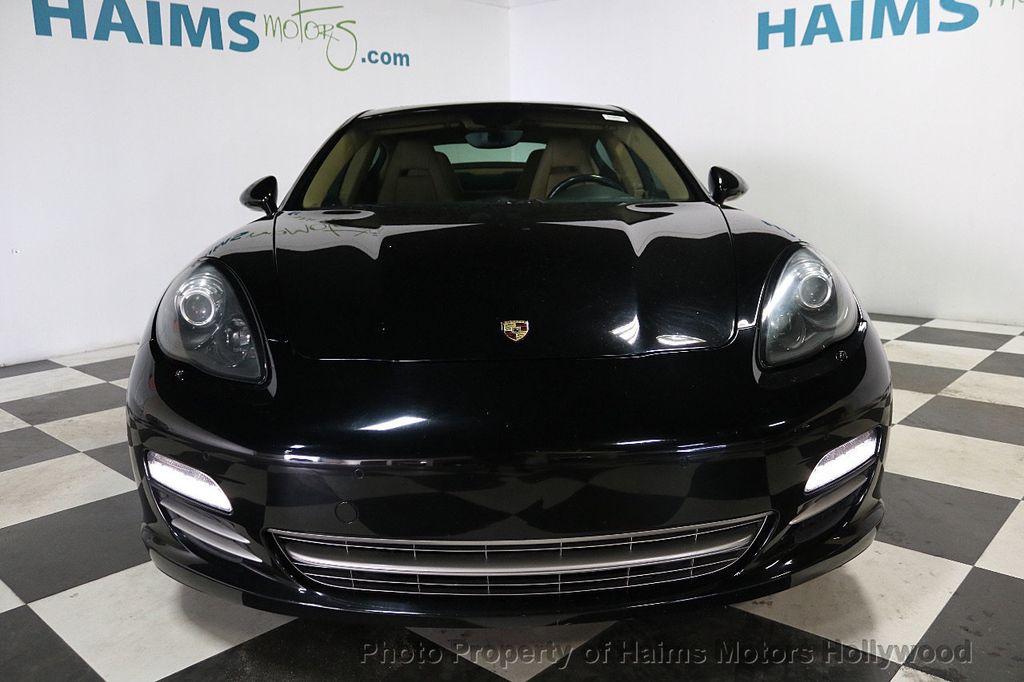 2013 Porsche Panamera 4dr Hatchback 4 Platinum Edition - 18178988 - 2