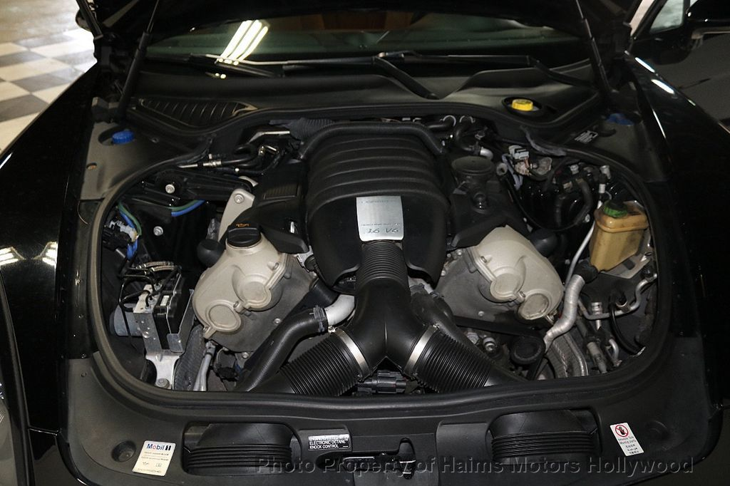 2013 Porsche Panamera 4dr Hatchback 4 Platinum Edition - 18178988 - 33