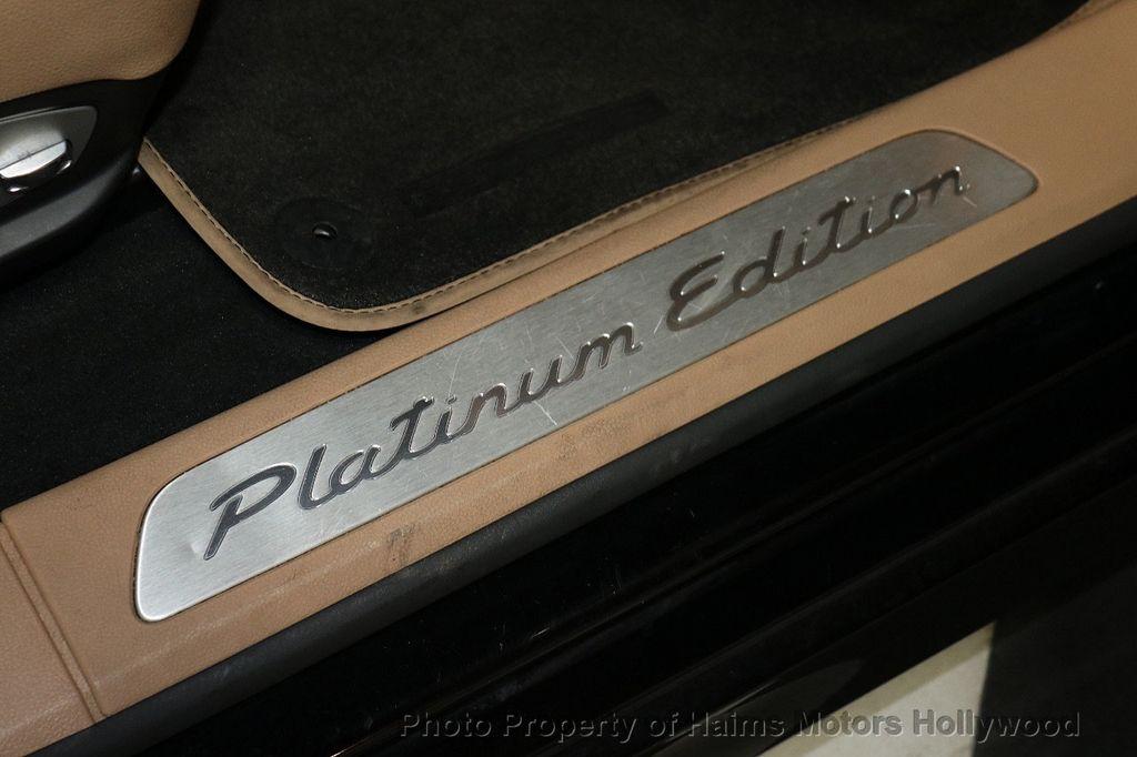 2013 Porsche Panamera 4dr Hatchback 4 Platinum Edition - 18178988 - 8