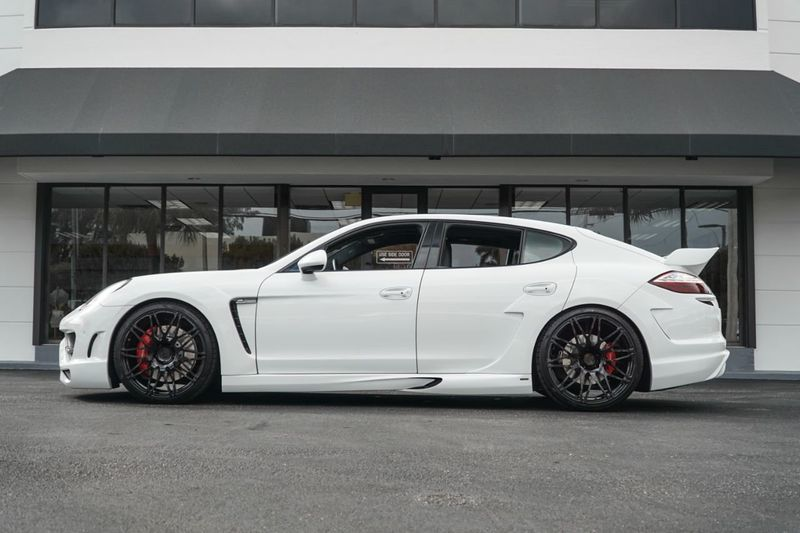 2013 Porsche Panamera TURBO S HAMANN CYRANO - Click to see full-size photo viewer