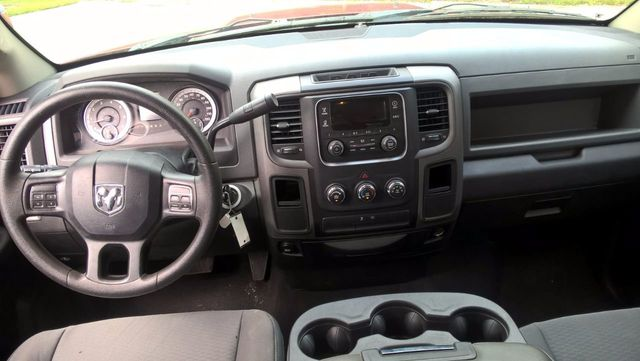 "2013 Ram 1500 2WD Quad Cab 140.5"" Express - Click to see full-size photo viewer"