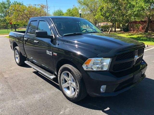 "2013 Ram 1500 4WD Quad Cab 140.5"" Express - Click to see full-size photo viewer"