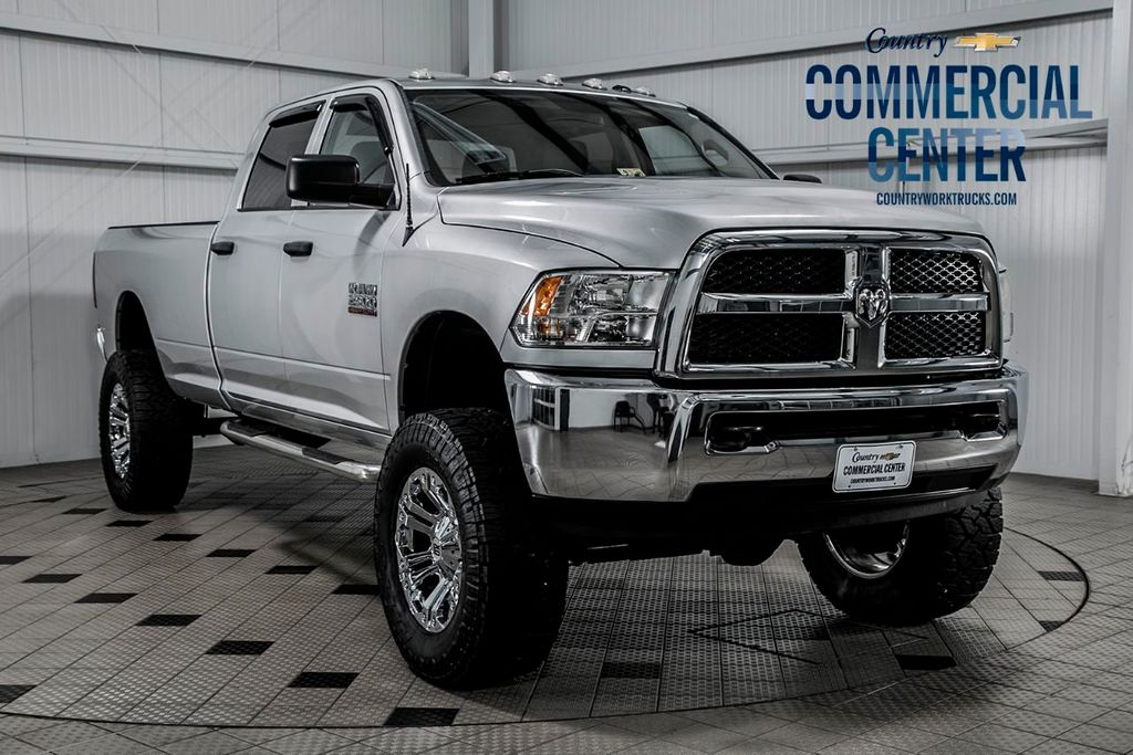 2013 Ram 2500 2500 CREW 4X4 * 6.7 CUMMINS * 6 SPEED * LIFTED - 16825312 - 0