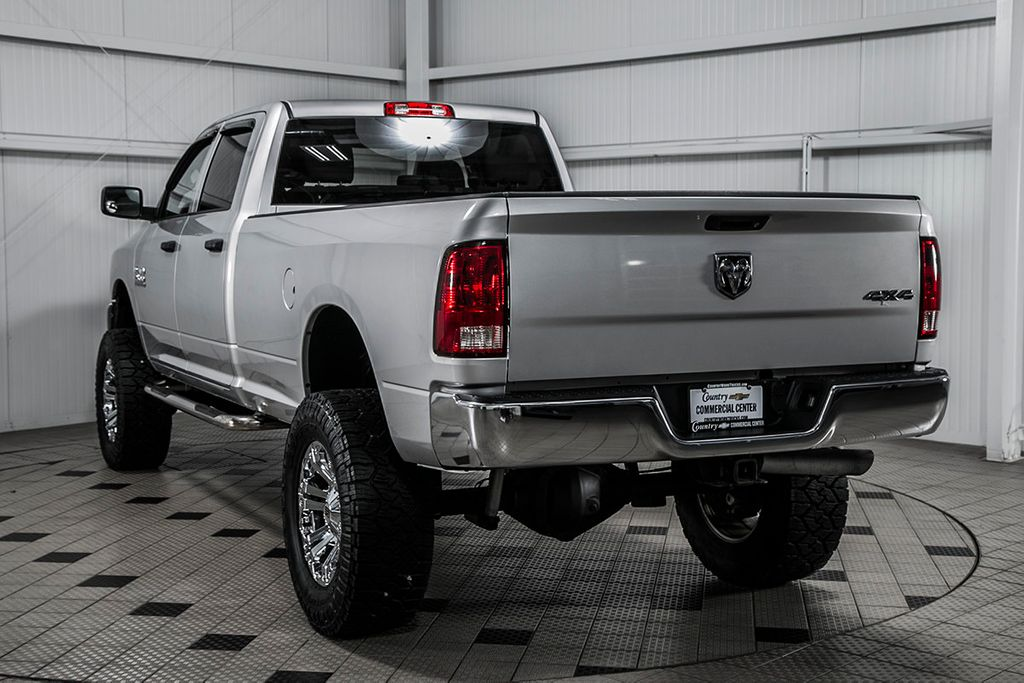 2013 Ram 2500 2500 CREW 4X4 * 6.7 CUMMINS * 6 SPEED * LIFTED - 16825312 - 4