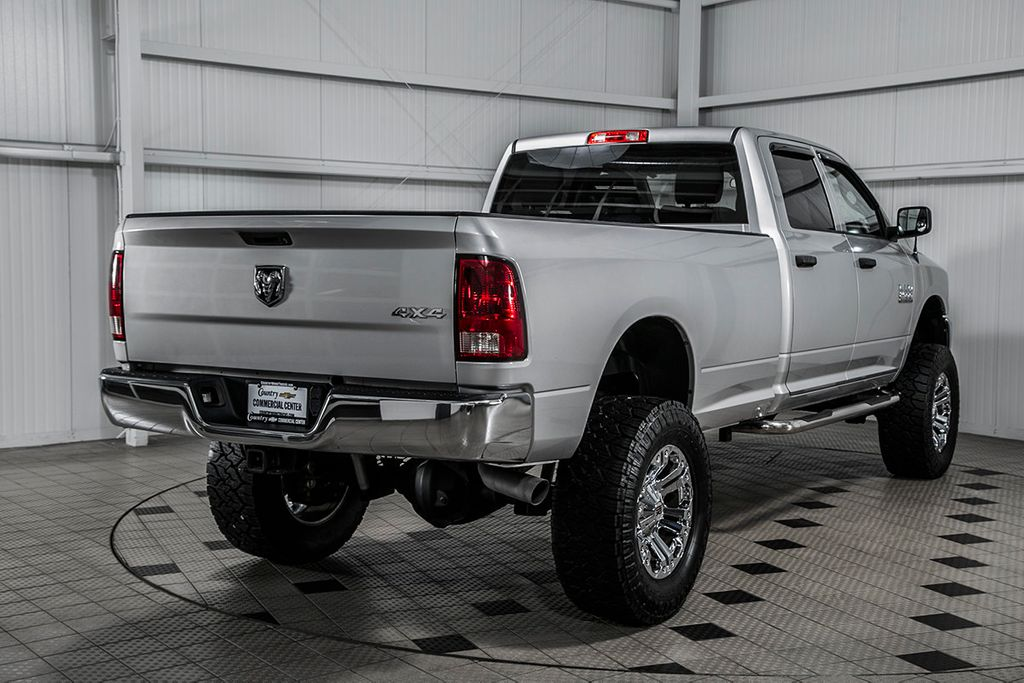 2013 Ram 2500 2500 CREW 4X4 * 6.7 CUMMINS * 6 SPEED * LIFTED - 16825312 - 5