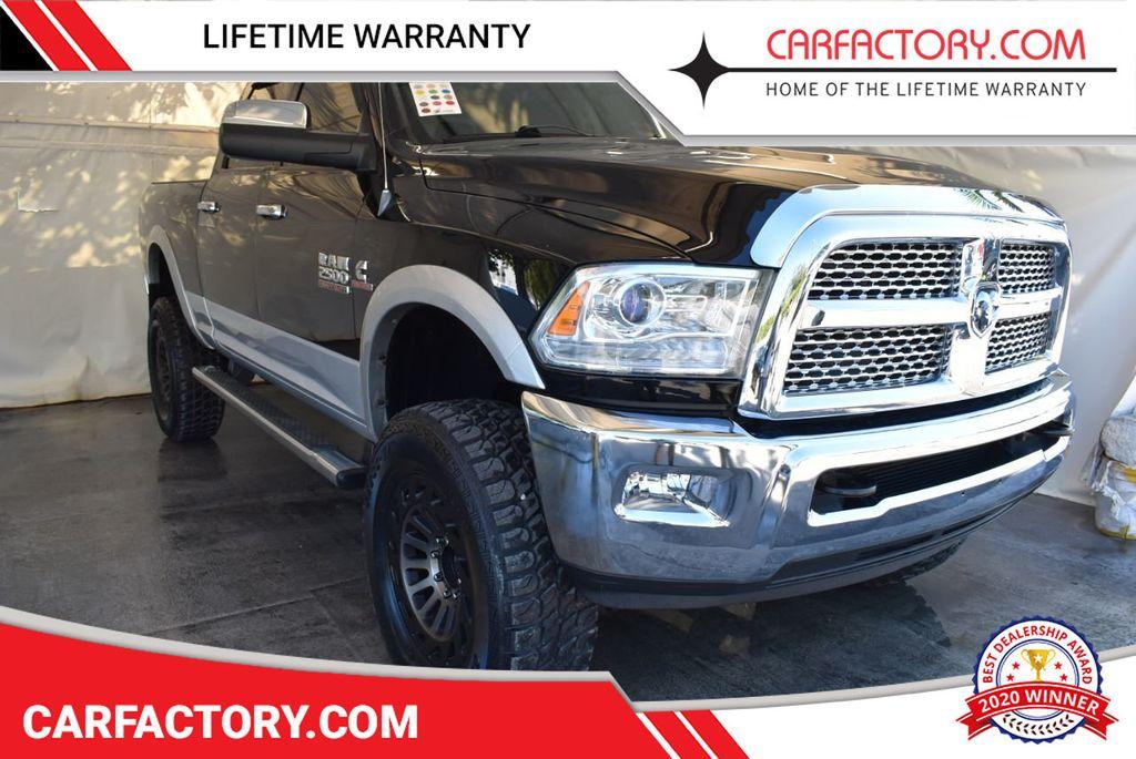 "2013 Ram 2500 4x4 Laramie - 5"" Rough Country Lift Kit 20"" Black Rhino Wheels - 18250852 - 0"