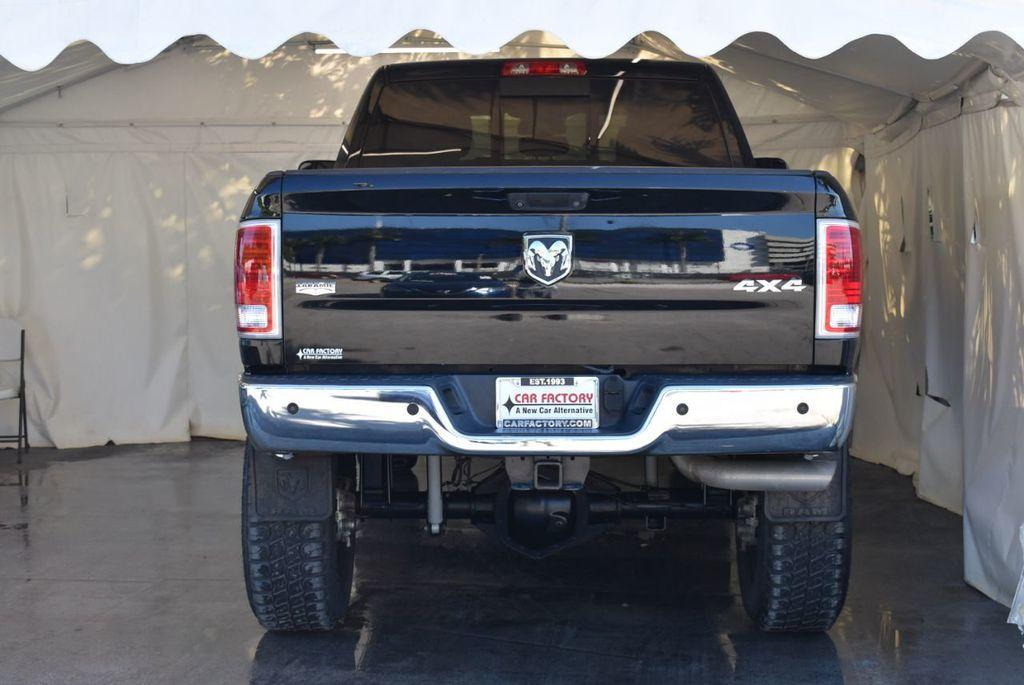 "2013 Ram 2500 4x4 Laramie - 5"" Rough Country Lift Kit 20"" Black Rhino Wheels - 18250852 - 5"