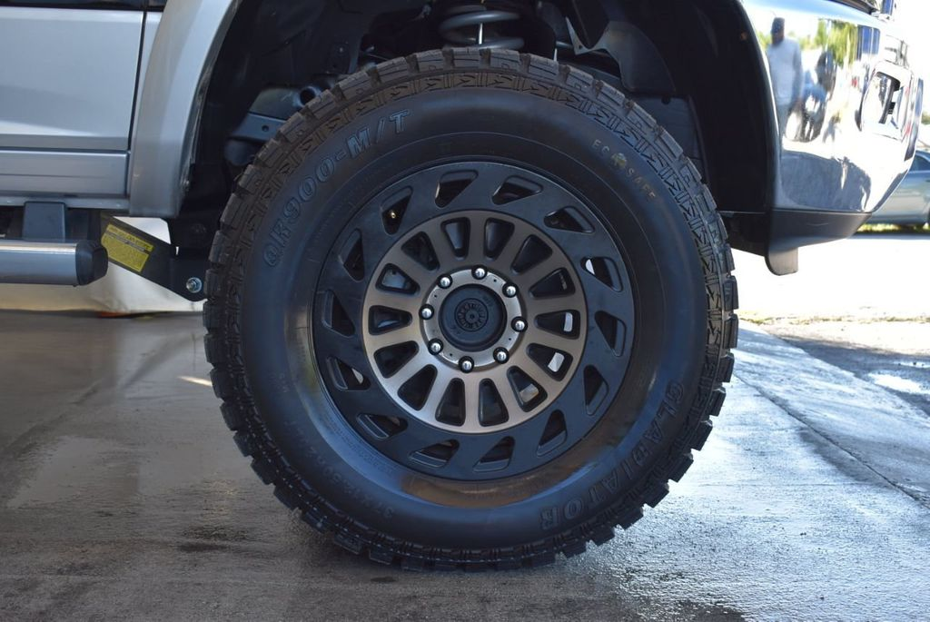 "2013 Ram 2500 4x4 Laramie - 5"" Rough Country Lift Kit 20"" Black Rhino Wheels - 18250852 - 6"