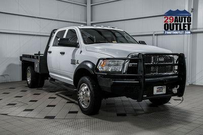 4X4 Trucks For Sale In Va >> 2013 Used Ram 4500 4500 CREW 4X4 * 6.7 CUMMINS * BALE ...