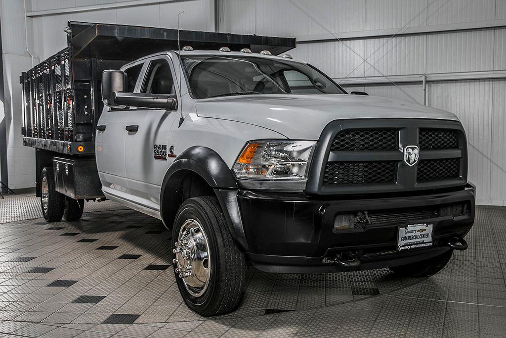 Dodge Ram 5500 >> 2013 Used Ram 5500 5500 CREW 4X4 * 6.7 CUMMINS * AISIN