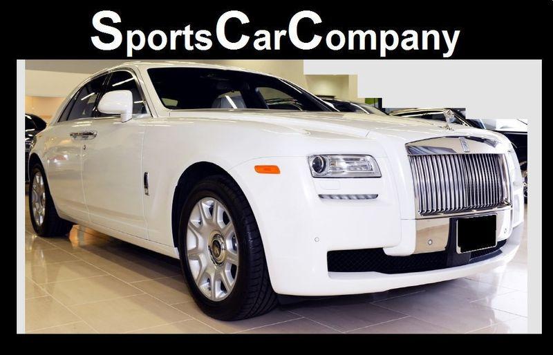2013 Rolls-Royce Ghost 4dr Sedan - 15445047 - 0