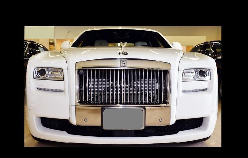 2013 Rolls-Royce Ghost 4dr Sedan - 15445047 - 3