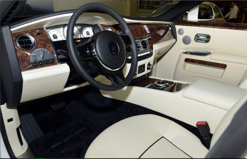 2013 Rolls-Royce Ghost 4dr Sedan - 15445047 - 6