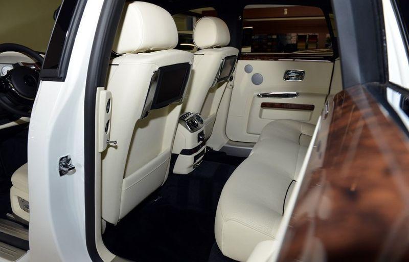 2013 Rolls-Royce Ghost 4dr Sedan - 15445047 - 7