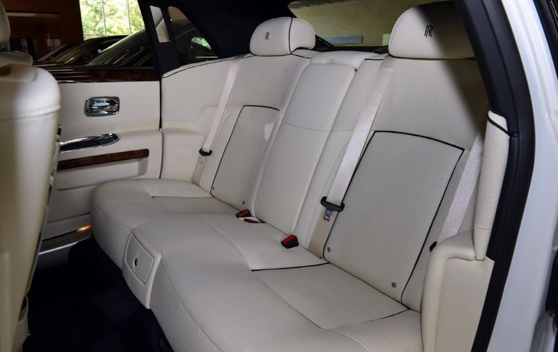 2013 Rolls-Royce Ghost 4dr Sedan - 15445047 - 8