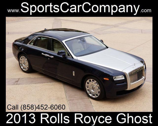 2013 Rolls-Royce Ghost 4dr Sedan - 17514513 - 0