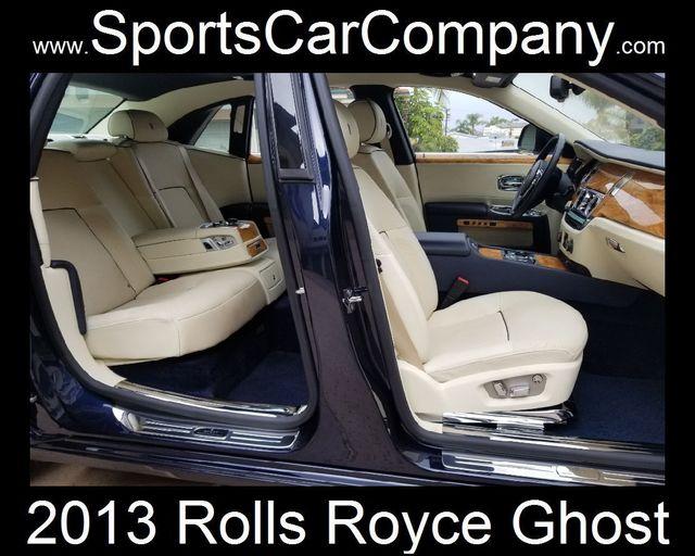 2013 Rolls-Royce Ghost 4dr Sedan - 17514513 - 14