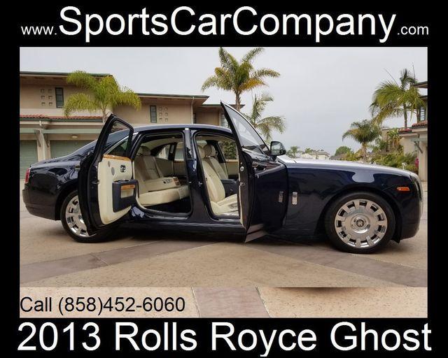 2013 Rolls-Royce Ghost 4dr Sedan - 17514513 - 15