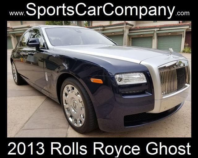 2013 Rolls-Royce Ghost 4dr Sedan - 17514513 - 1