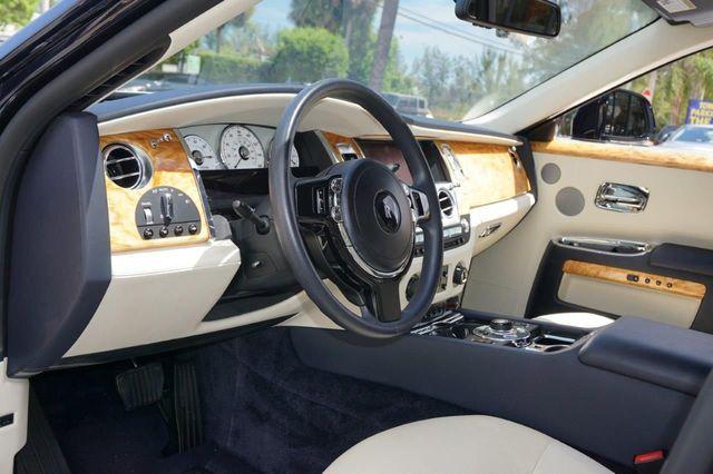2013 Rolls-Royce Ghost 4dr Sedan - 17514513 - 22