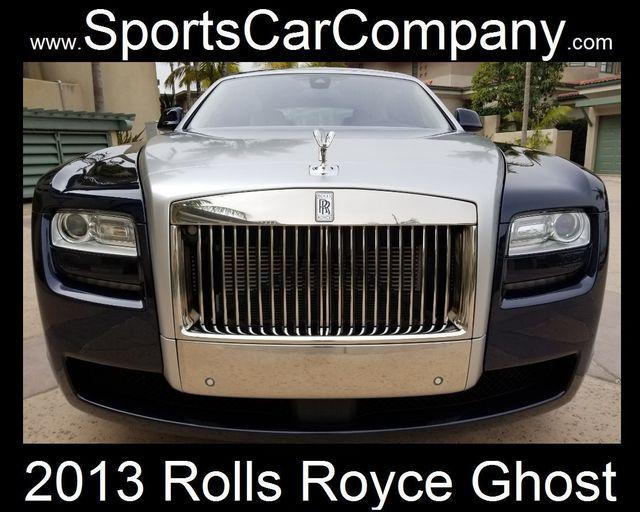 2013 Rolls-Royce Ghost 4dr Sedan - 17514513 - 2