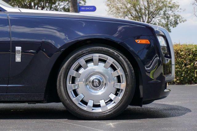 2013 Rolls-Royce Ghost 4dr Sedan - 17514513 - 37